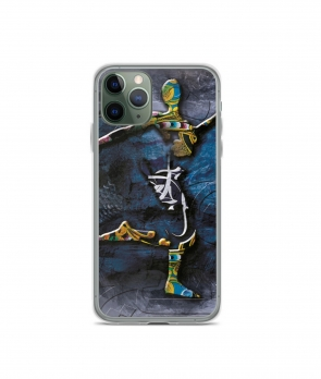 DANCING WOMAN Phone Case