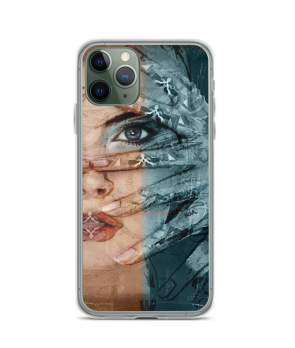 Hands ON FACE Phone Case