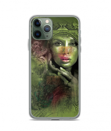 Green Beauty Phone Case