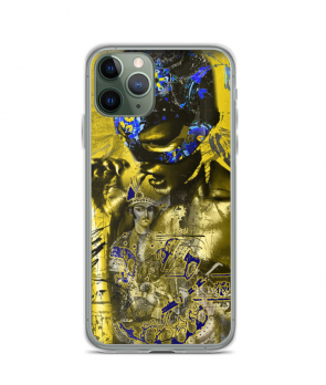 Yellow Woman Phone Case
