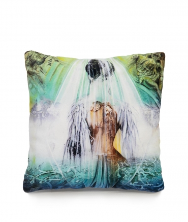 "Cushion ""Bride Angel"""