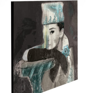 """Limited Edition Audrey Print size: 30"""" x 30"""""""