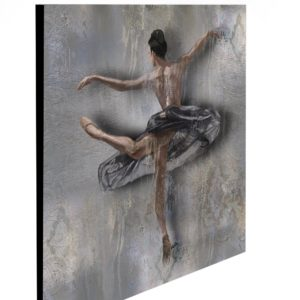 """Limited Edition Ballet Dance Print size: 30"""" x 30"""""""