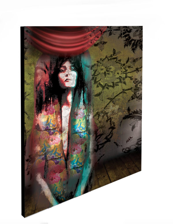 """Limited Edition Innocence Print size: 30"""" x 30"""""""