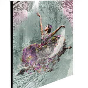 """Limited Edition Dream Dancing Print size: 30"""" x 30"""""""