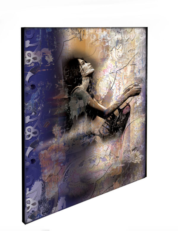 """Limited Edition Exception Print size: 30"""" x 30"""""""
