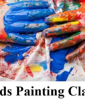 Kids Art Class , 5 Sessions, 1 Hour
