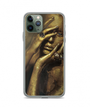 GOLDEN GIRL Phone Case
