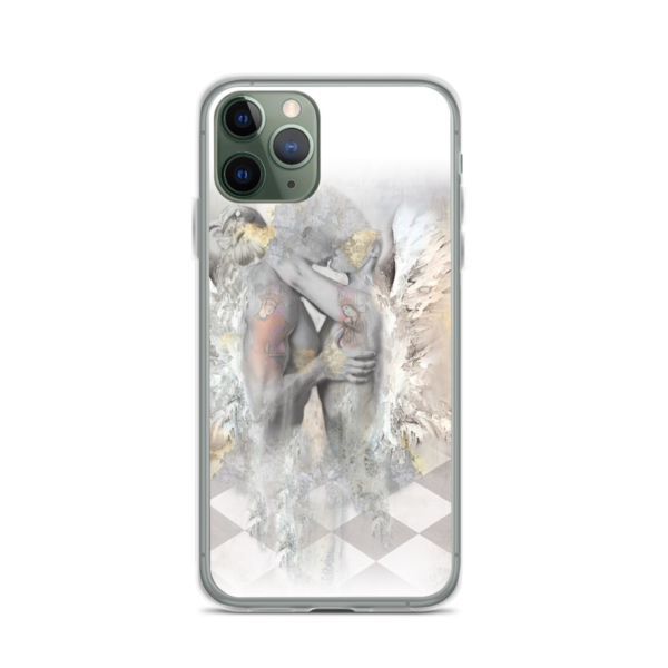Adam and Eve Phone Case