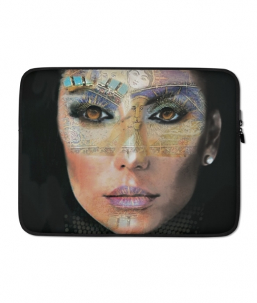 Woman Life Laptop Case